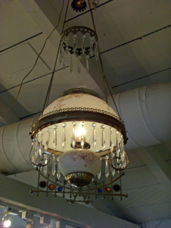 Victorian Hanging Gone With The Wind Light