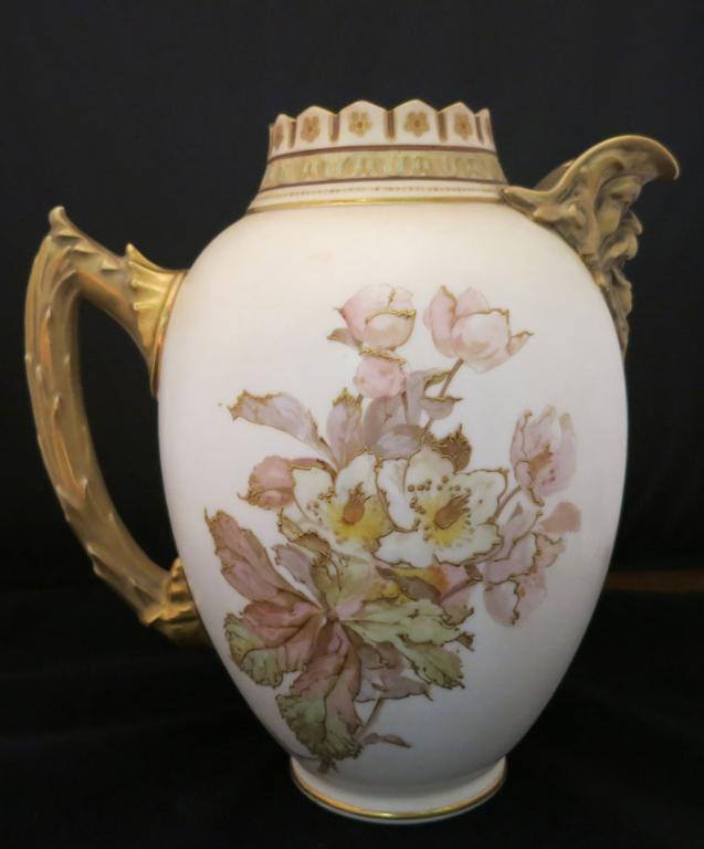 Doulton Burslem Pitcher with Grotesque Head