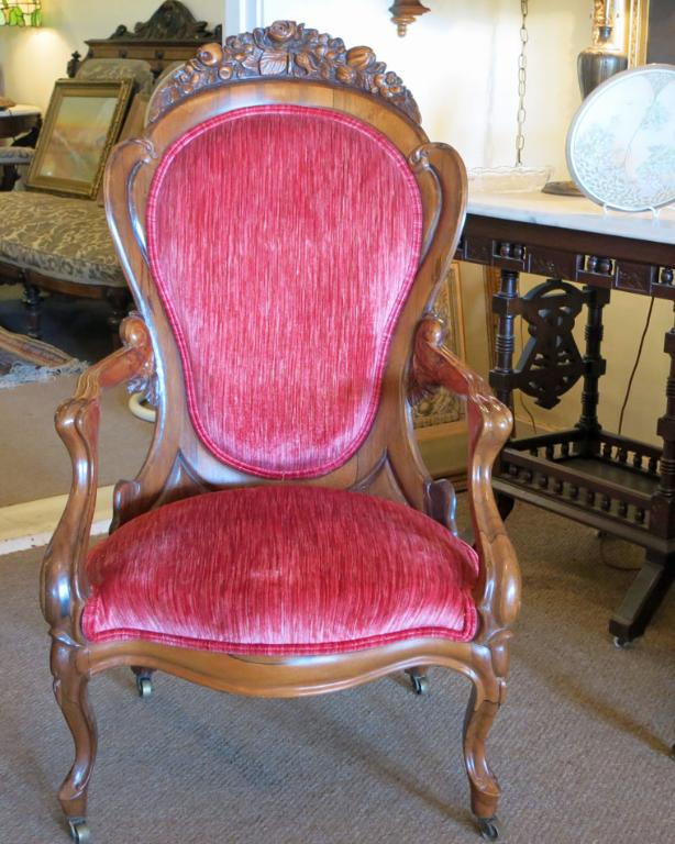 Belter Rosalie Gentleman's Chair