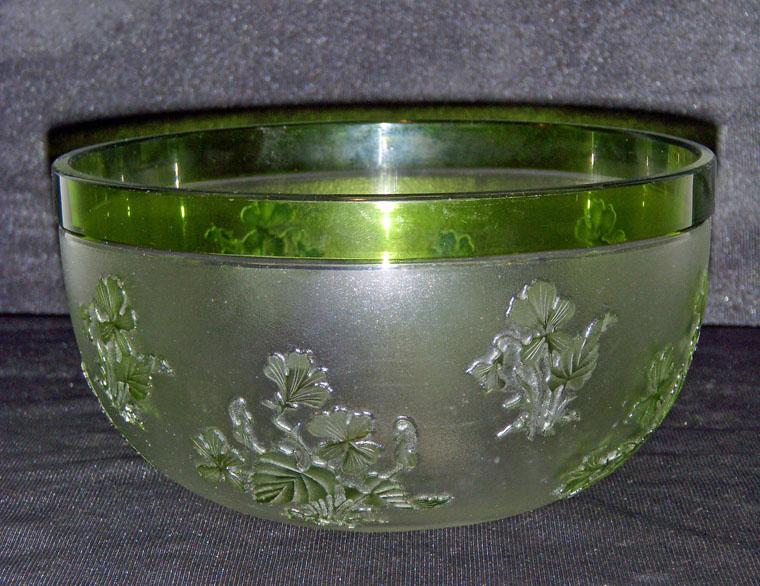 Val St.Lambert bowl
