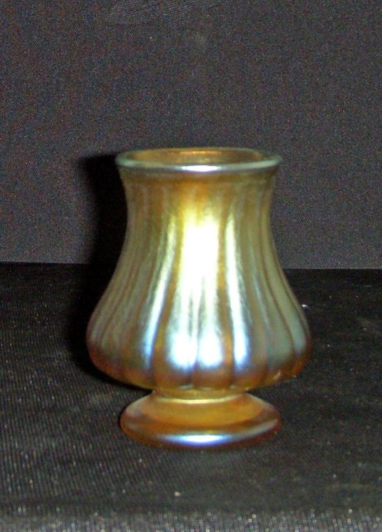 Tiffany Favrile Cabinet Vase