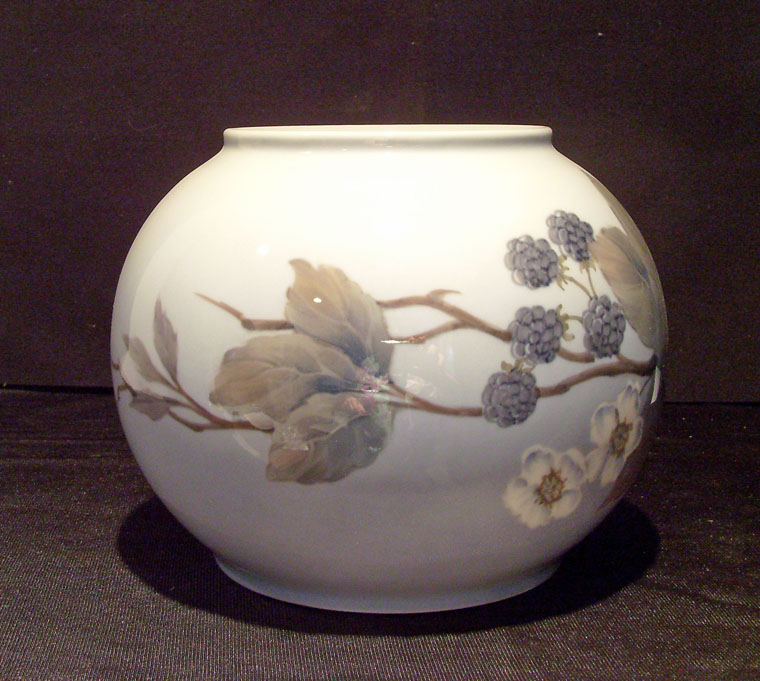 Royal Copenhagen Vase