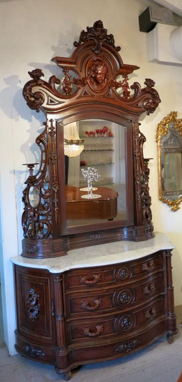 Mitchell & Rammelsberg Victorian Dresser