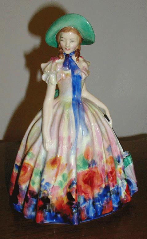Royal Doulton Easter Day Figurine